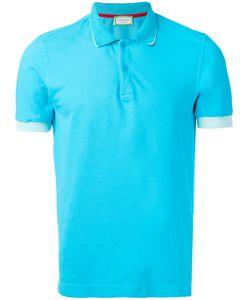Capricode | Contrast Polo Shirt Xl