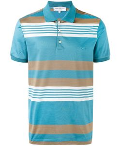 Salvatore Ferragamo | Striped Polo Shirt