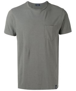Drumohr | Chest Pocket Short Sleeve T-Shirt Size Small
