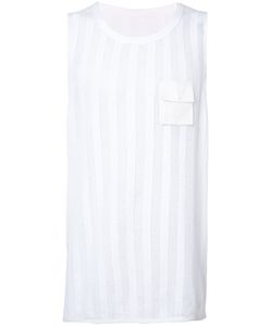 Maharishi | Striped Oversized Tank Top Men