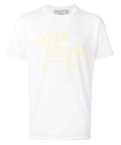 Maison Kitsuné | Plain T-Shirt Size Medium