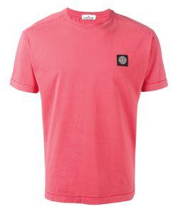 Stone Island | Logo Patch T-Shirt Xl Cotton