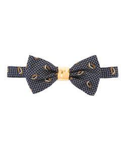 Cor Sine Labe Doli   Jacquard Bow Tie Silk