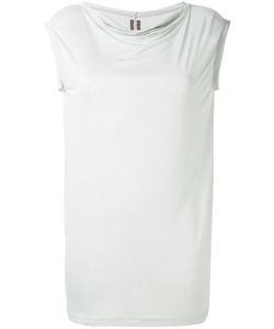 Rick Owens DRKSHDW | Draped Collar Top Women
