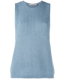 Vince | Ribbed-Knit Top Xs