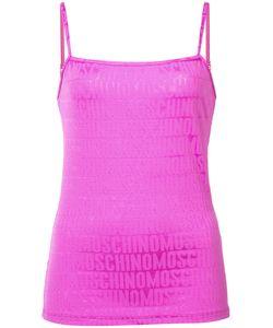 Moschino | Logo Print Camisole M