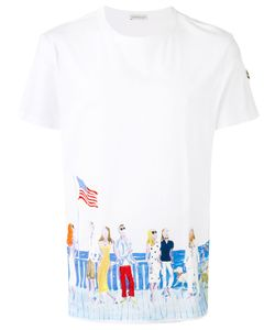 Moncler | People Print T-Shirt Size Small