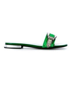 Toga Pulla   Embellished Sandals Size 39