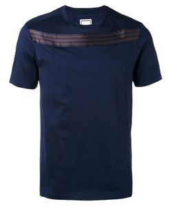 Wooyoungmi | Striped Detail T-Shirt 50
