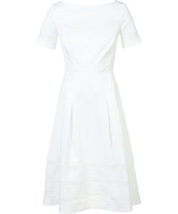 Carolina Herrera | Crochet Detail A-Line Dress Size 6