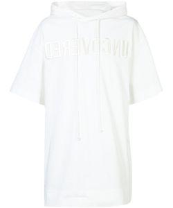 Juun.J | Hooded T-Shirt L