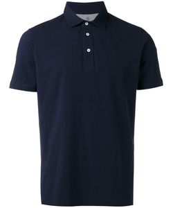 Brunello Cucinelli | Short-Sleeve Polo Shirt Xxl Cotton