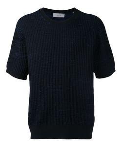 Cerruti | 1881 Ribbed Stitch T-Shirt Size Large