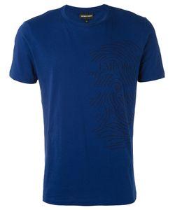 Emporio Armani | Illustrated Logo T-Shirt