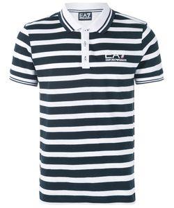 EA7 Emporio Armani | Striped Polo Shirt Men