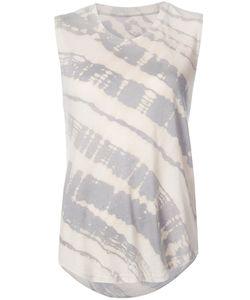 Raquel Allegra   Sleeveless Tie-Dye Top Women