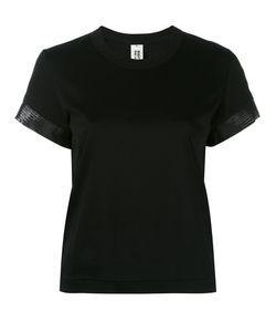 Comme Des Garçons Noir Kei Ninomiya | Contrast-Detail T-Shirt