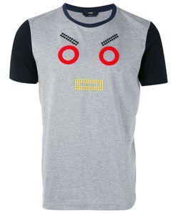 Fendi | Monster Eyes Appliquéd T-Shirt