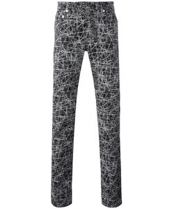 Dior Homme | Lines Print Trousers