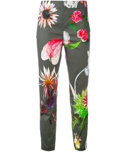 Blumarine | Print Cropped Trousers