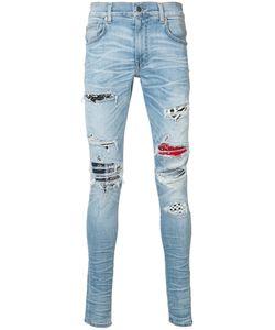 Amiri | Distressed Skinny Jeans Size 29
