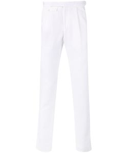 Incotex | Flap Detail Tapered Trousers