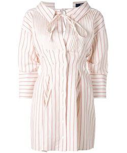 Jacquemus | Striped Shirt Dress 40