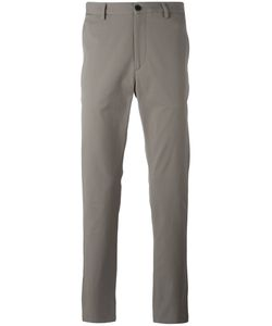 Theory | Straight-Leg Stretch Trousers Size 36
