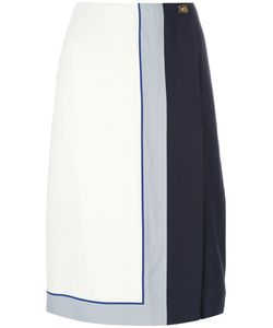 Salvatore Ferragamo | Wrap Skirt 40