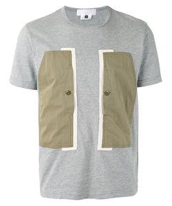Ganryu Comme Des Garcons | Colour Block T-Shirt
