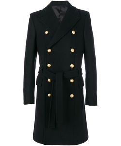 Balmain | Button-Embellished Coat 52