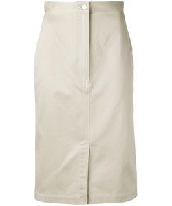 Ter Et Bantine   Button-Up Skirt
