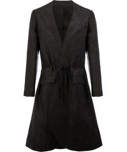 Aganovich | Jacquard Belted Coat