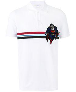 Iceberg | Superman Patch Polo Shirt Size Medium