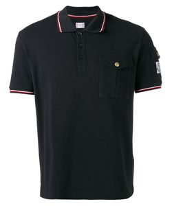 Moncler Gamme Bleu | Shortsleeved Polo Shirt