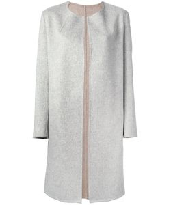 Liska | Round Neck Coat