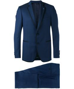 Lardini | Piping Contrast Two-Piece Suit Size 46