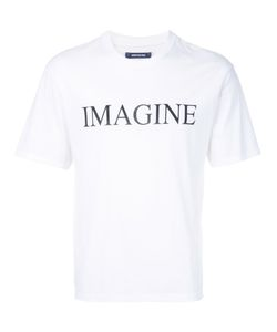 Christian Dada | Imagine Print T-Shirt Size 44