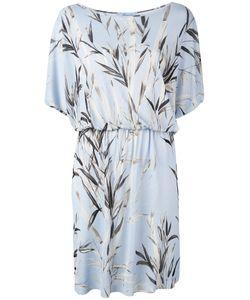 Blumarine   Three-Quarter Sleeve Dress