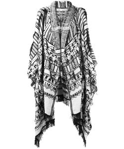 Etro | Embroidered Poncho
