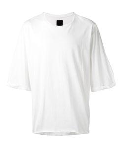 Thom Krom | Fla Sleeves T-Shirt Large Cotton