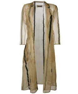 Uma Wang | Striped Coat M