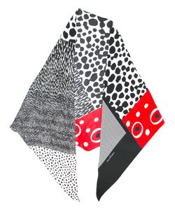 Pierre-Louis Mascia | Spots And Stripes Scarf