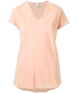 Aspesi | V-Neck Slim-Fit T-Shirt Size 40