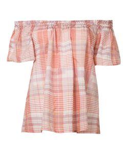 Ulla Johnson | Off-The-Shoulder Blouse 6 Cotton