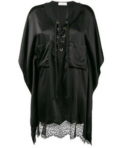 Faith Connexion | Asymmetric Lace Shirt Women