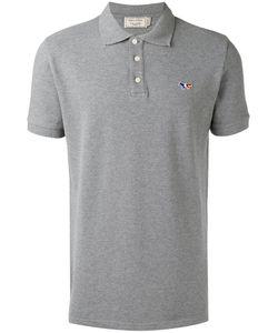 Maison Kitsuné | Slim-Fit Polo Shirt Size Large
