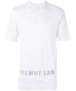 Helmut Lang | Logo Print T-Shirt