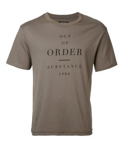 Christian Dada | Out Of Order T-Shirt Size