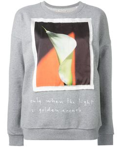 Each X Other | Alessandra Durso Print Sweatshirt Large